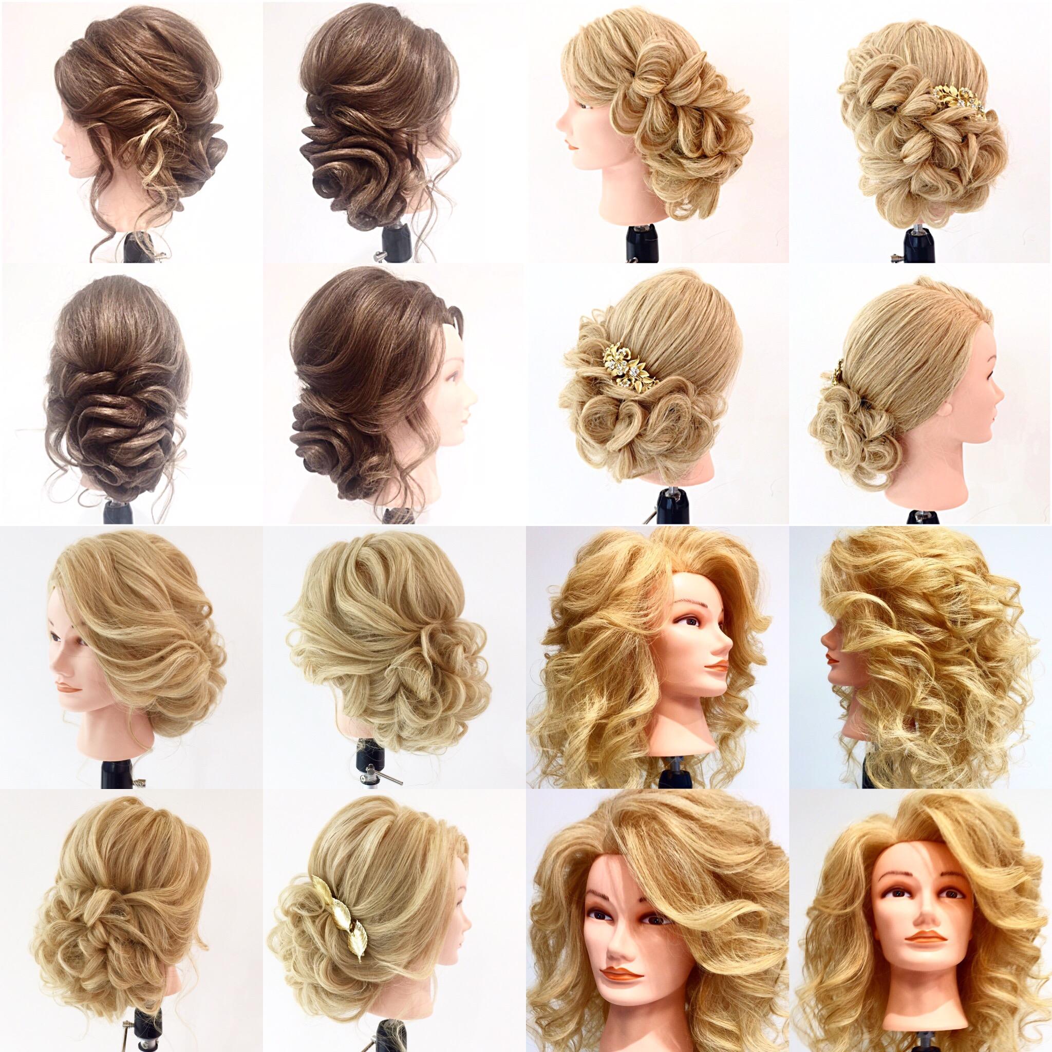 Фото и описание причесок на средние волосы